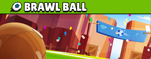 Brawl Stars Brawl Ball Game Mode