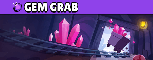 Brawl Stars Gem Grab Game Mode