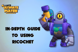 Brawl Stars Everything You Need To Know To Win More Games InDepth Guide to Using Ricochet Brawl Stars UP