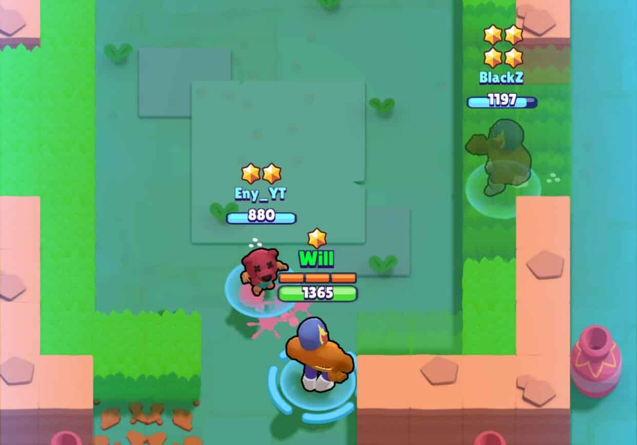 bounty game mode in brawl stars
