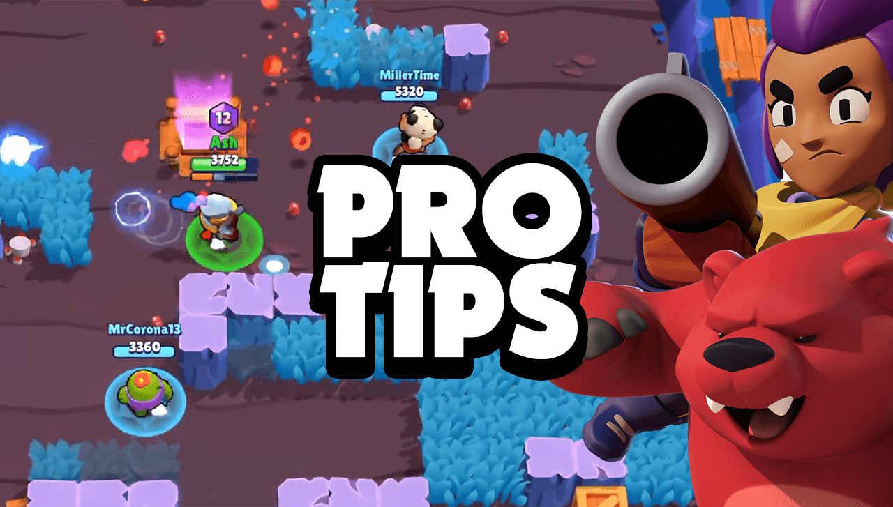 brawl stars pro tips