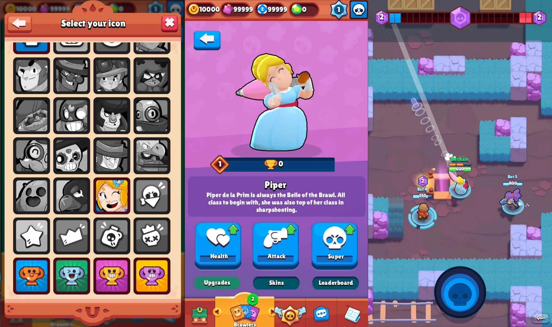 Brawl Stars July Update: New Brawler Piper, New Map, Balance Changes Brawl Stars UP!