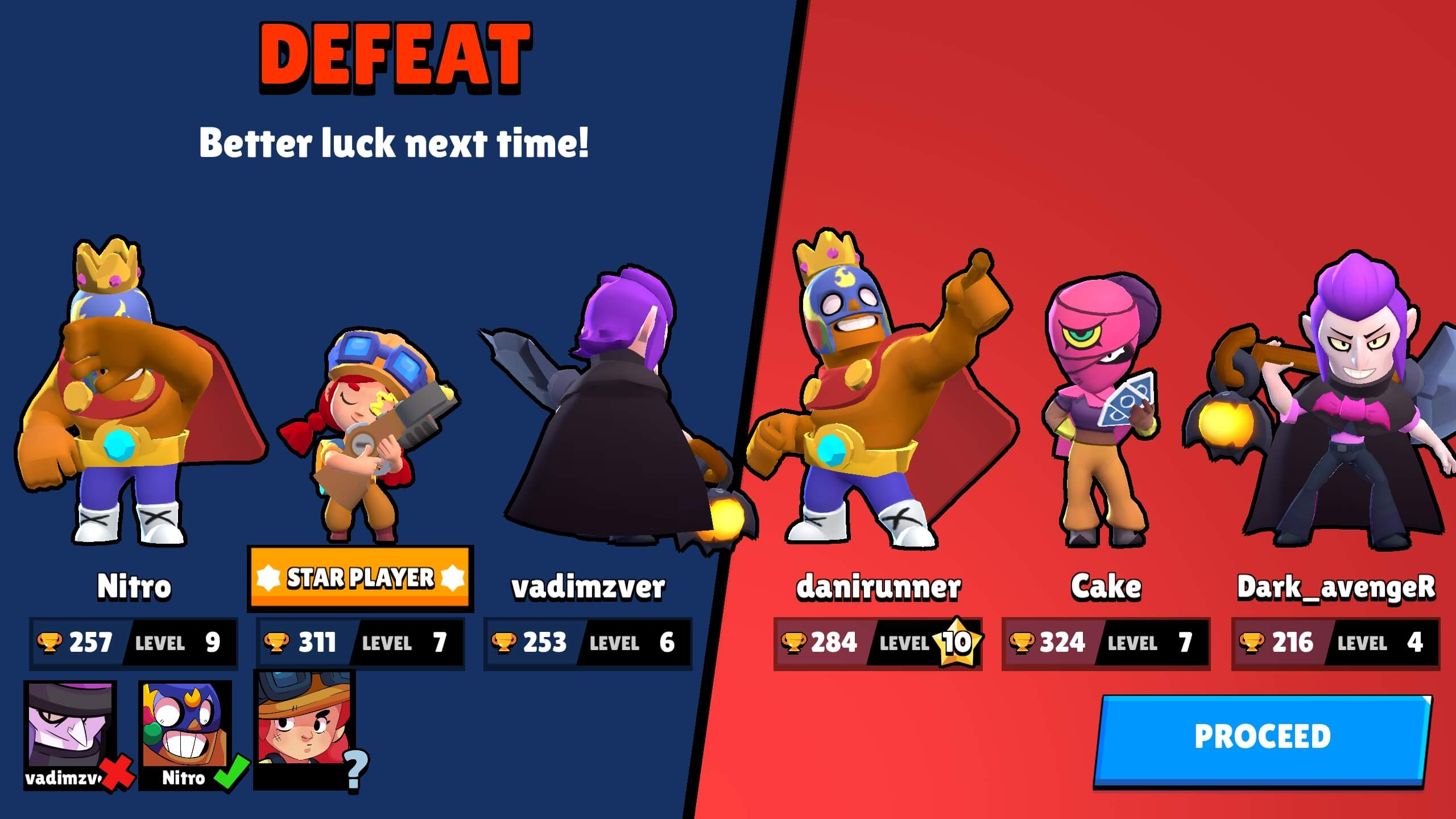 star player brawl stars