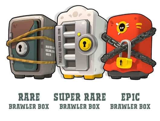 new boxes brawl stars