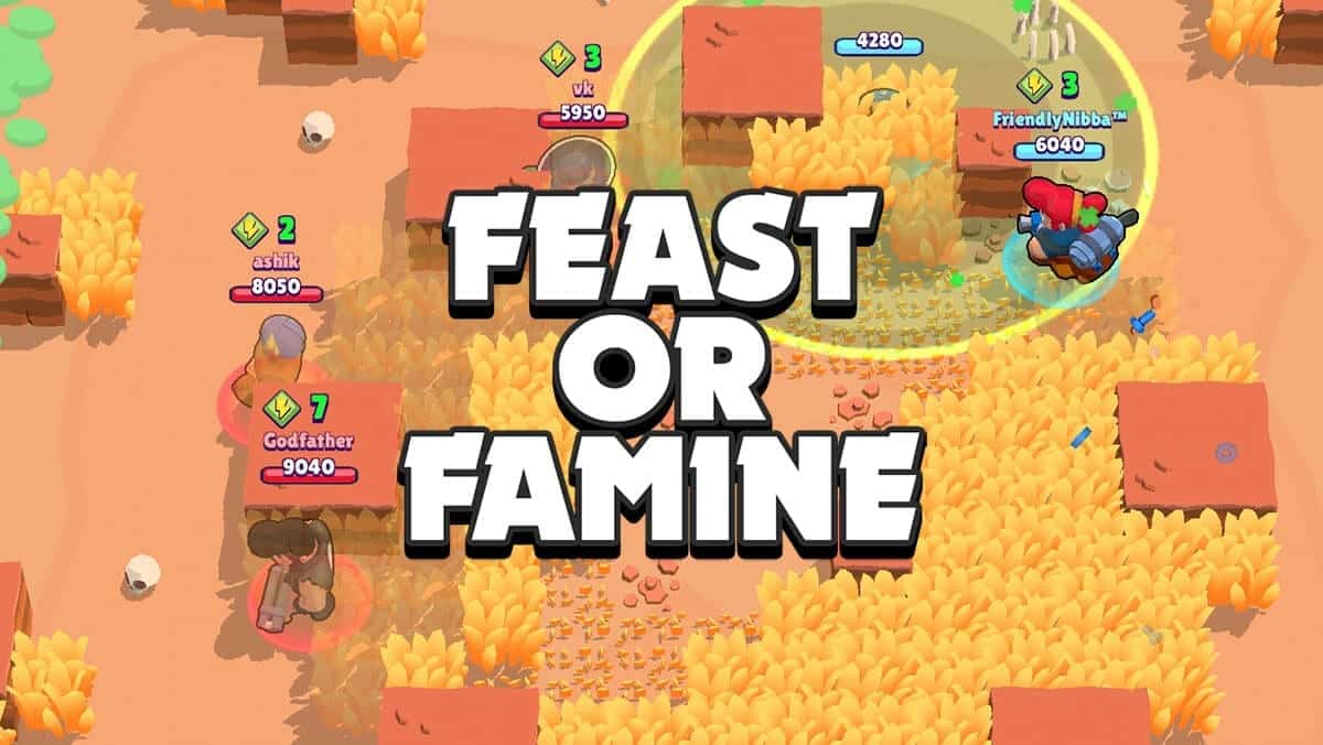 Quick Guide to Feast or Famine (10+ Tips Included) Brawl Stars Up!