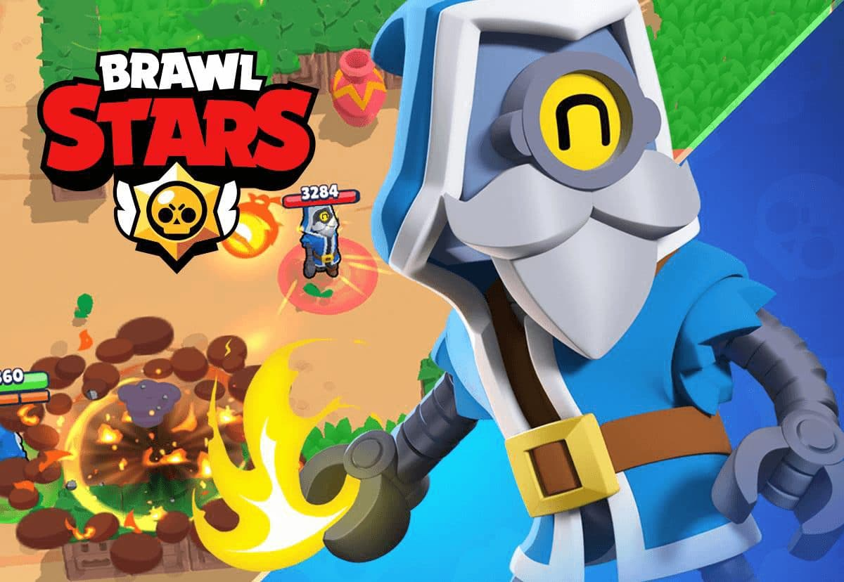 How to Unlock the Barley Exclusive 'Wizard' Skin Brawl Stars UP!
