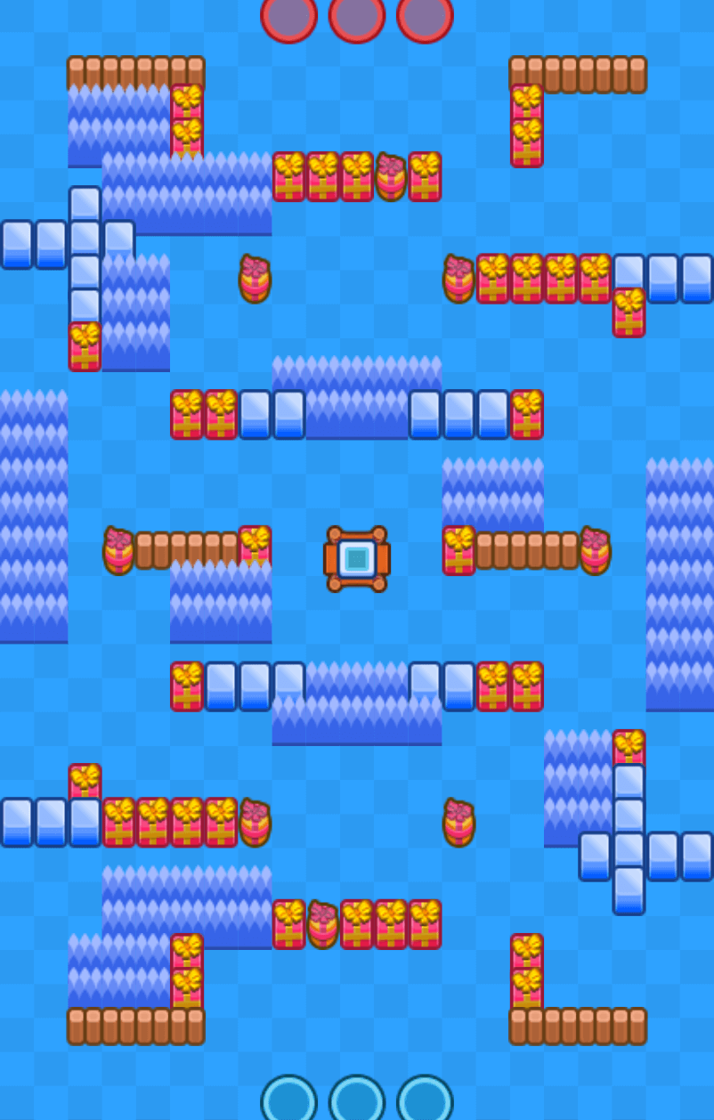 Gift Wrap (Gem Grab Map)