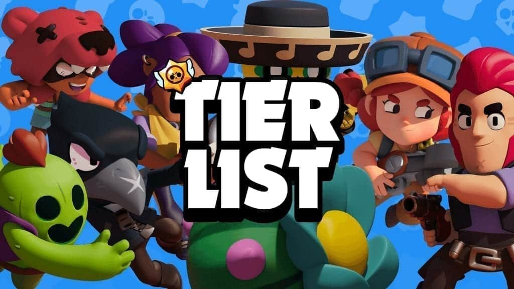 2021 BEST Brawlers in EVERY Mode -  PRO Tier List V22  (UPDATED January 2021) Brawl Stars UP!