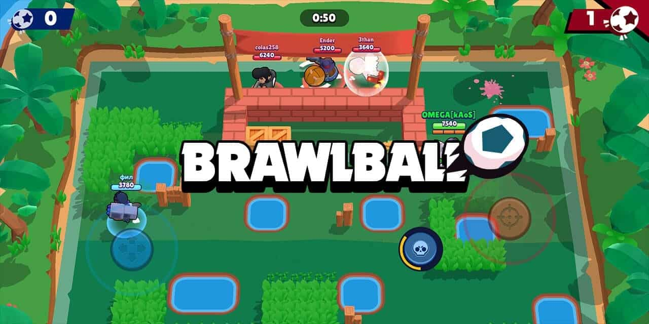 Brawl Ball – Best Brawlers and Tips/Strategies Brawl Stars Up!
