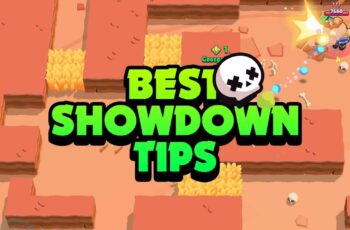 show down tips