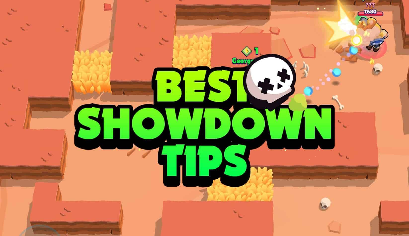 Best Brawlers for Showdown Mode (Bonus 10+ Tips) Brawl Stars UP!