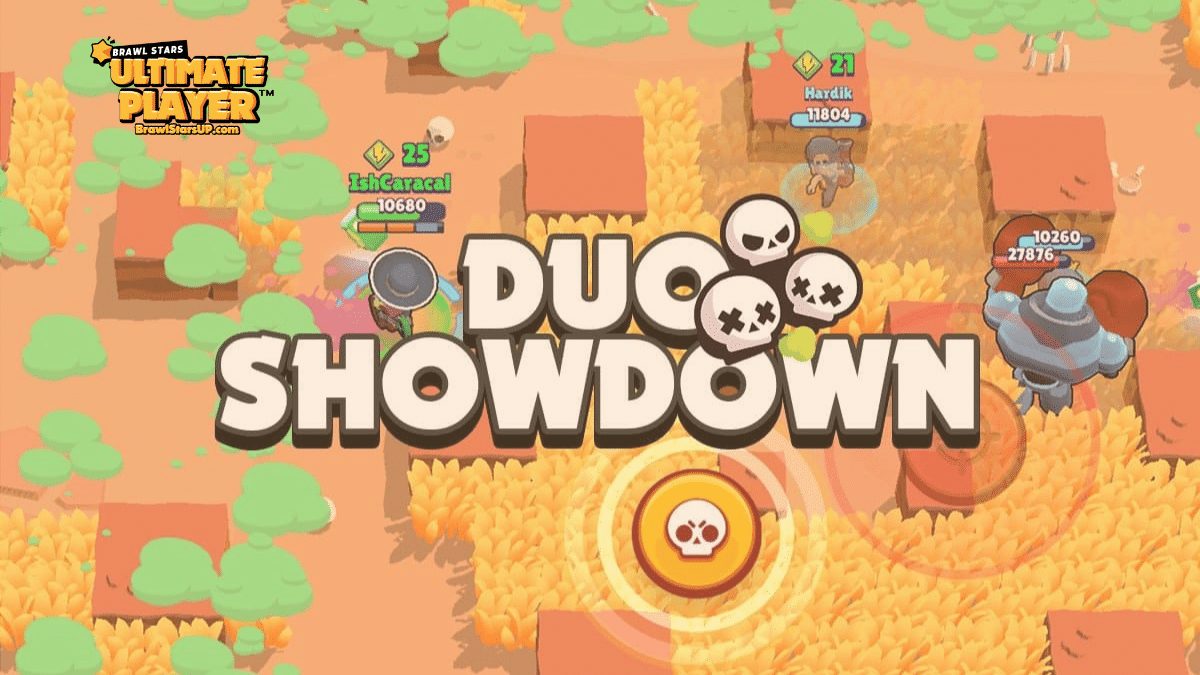 brawl stars duo showdown