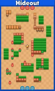 hideout map brawl stars