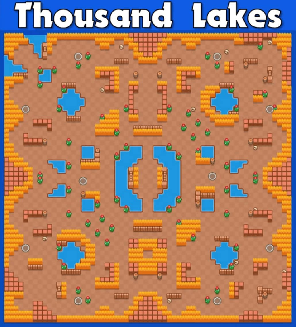 Thousand Lakes