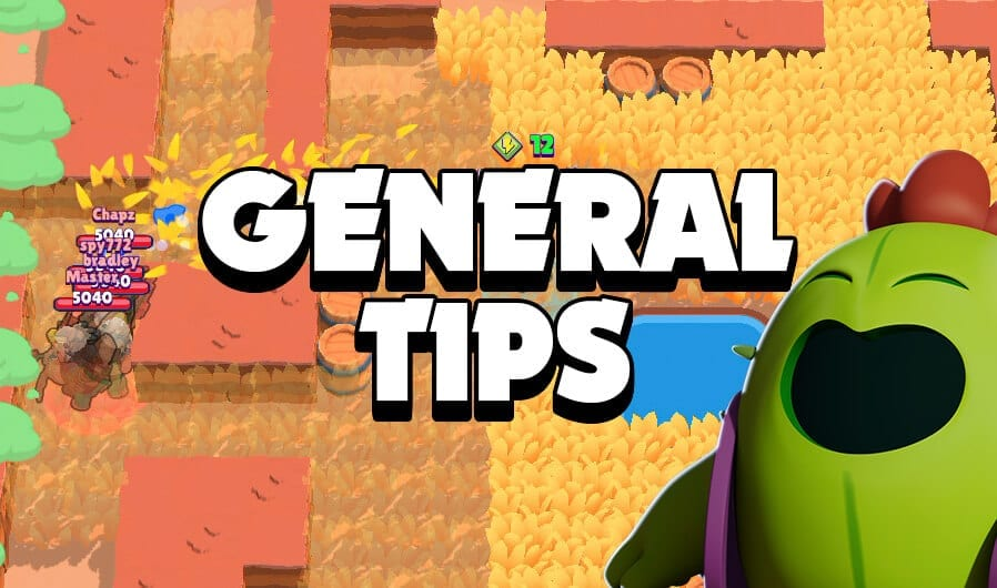 Top 10 Brawl Stars General Tips for Everyone! Brawl Stars Up!