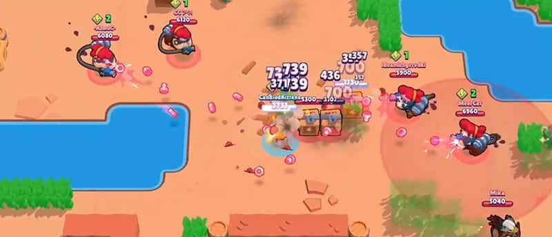 teaming brawl stars
