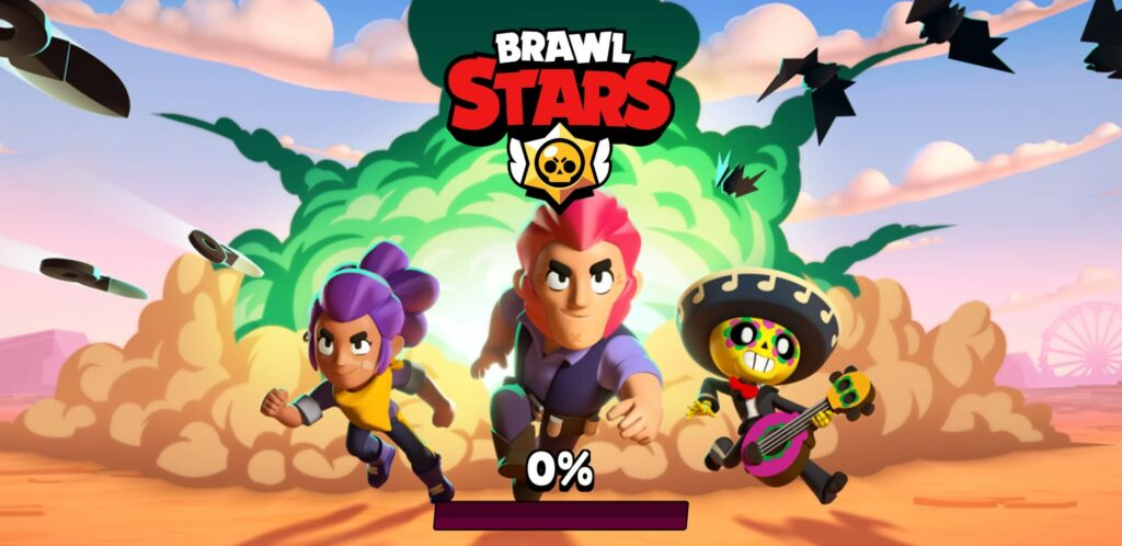 brawl stars loading screen