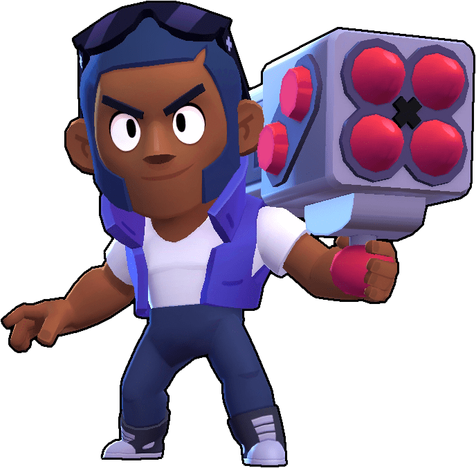 Nita - Best Strategies, Matchups and Game Mode Tips Brawl Stars UP!