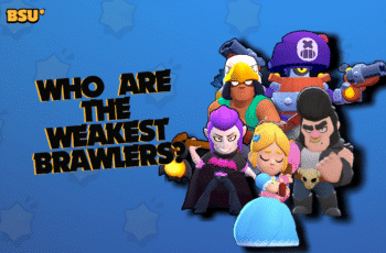 Overlay - Who are the weakest brawlers