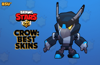 Brawl Stars UP - Ultimate Player - Crow Best Skins