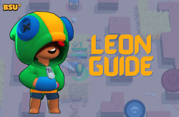 Brawl Stars UP - Ultimate Player - Leon Guide