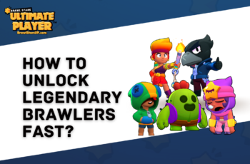 How To Get Legendary Brawl Stars Characters Fast