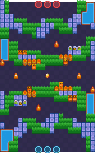 layer cake map brawl stars