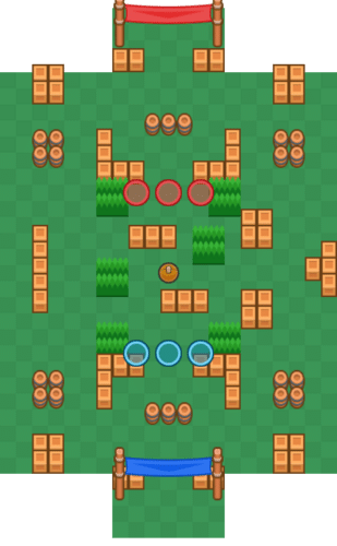 brawl ball staring point