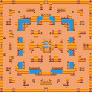 Robo Rumble Map
